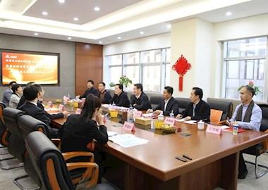 校企合作企业甘肃大北农向我院捐赠疫情防控物资
